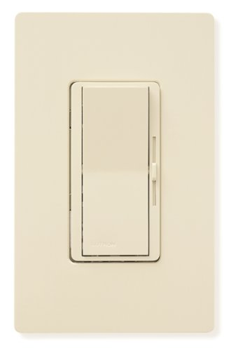 - Lutron DVW603PH-IV Electronics Diva 3-Way Duo Dimmers, Ivory