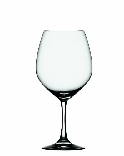 Spiegelau Vino Grande Burgundy Wine Glass, 25-Ounce, Set of 2 ()