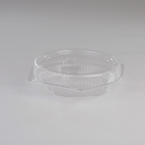 9 plastic pie containers - 2