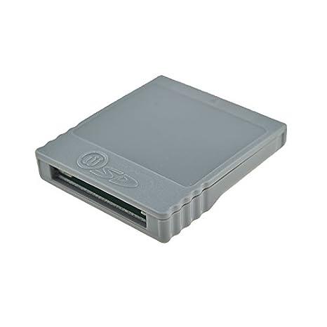 Adaptador de Tarjeta de Memoria SD Flash WISD para Consola ...