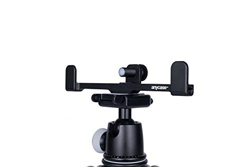 anycase PLUS Pro Tripod Adapter - Fits iPhone 6 Plus and Other Smartphones, Made in USA by ANYCASE