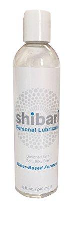 Shibari Personal Lubricant - Water Based 8oz Bottle