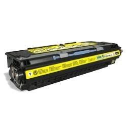 Genuine OEM brand name HP Yellow Print Cartridge for LASERJET 3700 (6K Yield) Q2682A (Yellow Cartridge Print 3700)