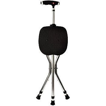 Amazon Com Cane Seat Walking Stick Tall Cane Chair Seat