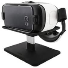 Nyko VR Stand - Universal VR Headwear Stand with 4-Port Powered USB Hub and Included AC Adapter