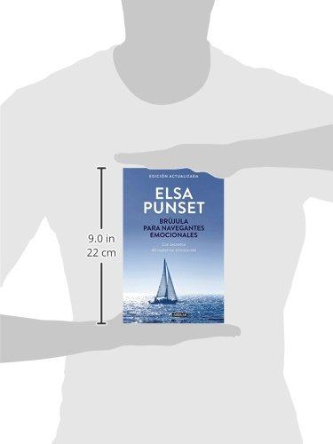 Brújula para navegantes emocionales / A Compass for Emotional Voyagers (Spanish Edition): Elsa Punset: 9786073139007: Amazon.com: Books