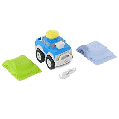 Little Tikes Slammin Racers Power Rigs Monster Truck Vehicle w/ Sounds ()