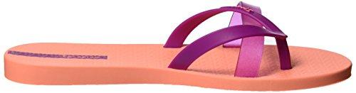 Fem Ipanema Pink Kirei Pink Tongs Femme Multicolore q4xFv1574n