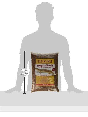 Fluker's Labs SFK36005 Repta-Bark All Natural Bedding, 8-Quart