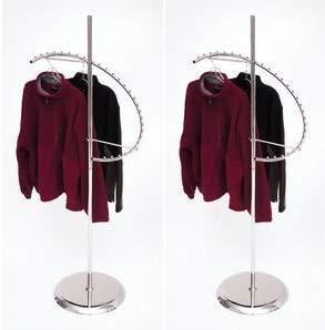 Amazon.com: Econoco - Espiral para colgar ropa, resistente ...