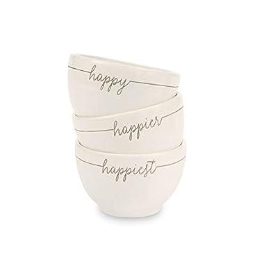 Mud Pie Happy Dip Cup Set