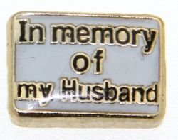 In Memory Of My Husband...