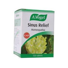 Bioforce Sinus Relief Nutritional Supplements, 120 Count (Best Otc Sinus Relief)