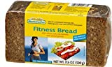Mestemacher Fitness Bread - 17.6 Oz (Pack of 6)