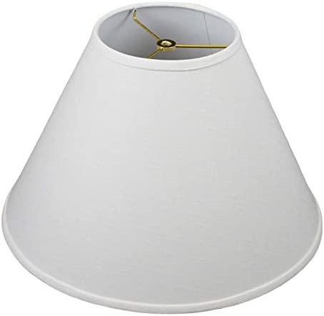 FenchelShades.com Lampshade 7 Top Diameter x 17 Bottom Diameter x 12 Slant Height