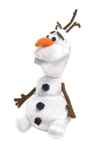 [Disney Frozen Olaf Talking Bean Plush] (Disney Frozen Snowman)