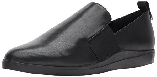 Calvin Klein Women's SHANNIN Loafer Flat, Black