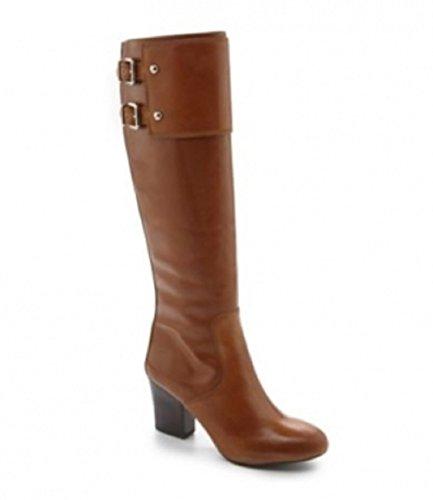 Antonio Melani Freyda Double-Buckle Boots