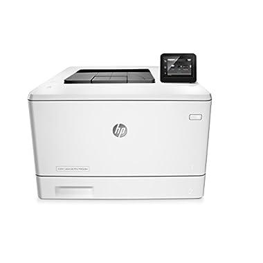 HP Laserjet Pro M452dw Wireless Color Printer, (CF394A)