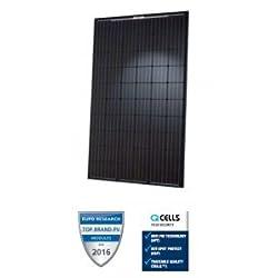 Hanwha Qcells Q.Peak BLK G4.1 290W BLK/BLK Solar Panel - Pack of 4