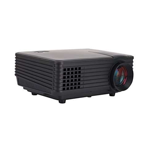 800 Lumens Home Theater Mini Portable Led Multimedia: Projector(Warranty Included), 800 Lumens Mini Portable