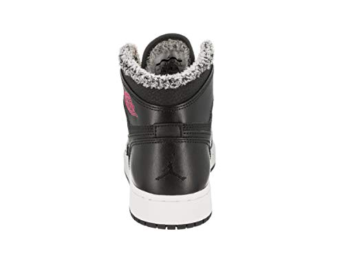 Pink Jordan Basketball Noir Retro 014 Deadly White Nike Pour Femmes Gg Chaussures Air 1 De High wfdwvq