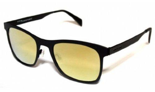 Sunglasses Italia Independent 0024T Black Wayfarer