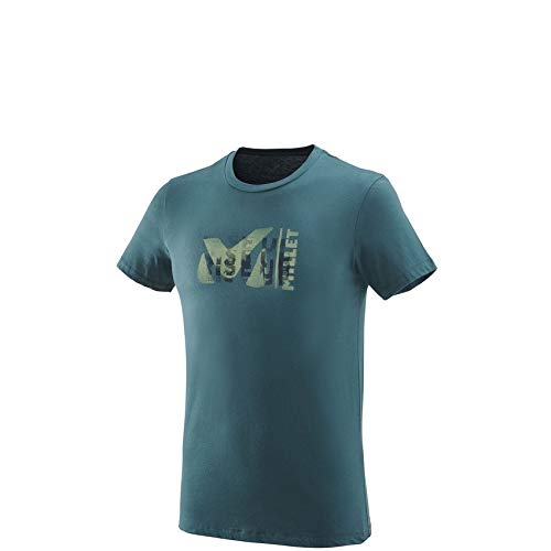 MILLET Paint TS SS Camiseta Hombre