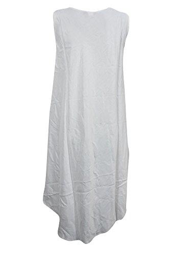 Mogul Interior - Vestido - Sin mangas - para mujer blanco