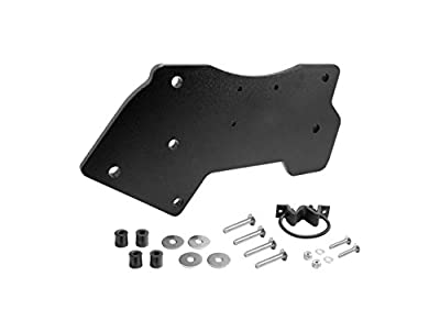Wilderness Systems 8070084 Stern Mounting Plate for Kayak Accessories Radar/Atak 140
