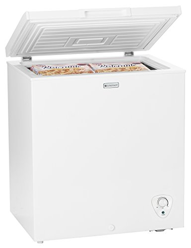 Emerson 5.0 CU. FT. Chest Freezer, White