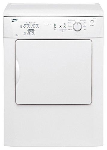 Beko DV 7110 Ablufttrockner / C / vollelektronisch / 3.95 kWh / zeitgesteuert / 7kg