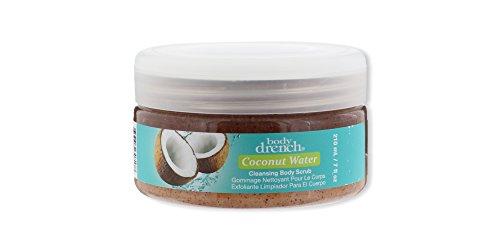 Body Drench Coconut Water Cleansing Body Scrub, 7 -