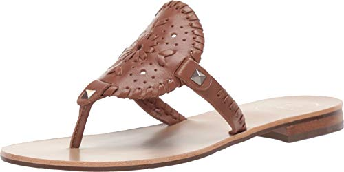 Used, Jack Rogers Women's Georgica Sandal Cognac/Cognac 8.5 for sale  Delivered anywhere in USA