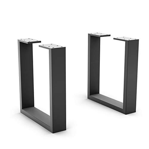 UMBUZÖ Steel DIY Bench or Coffee Table Legs (Set of ()