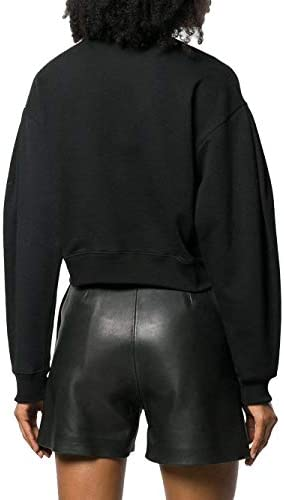 MSGM Luxury Fashion Femme 2743MDM6319571099 Noir Coton Sweatshirt | Automne-Hiver 19