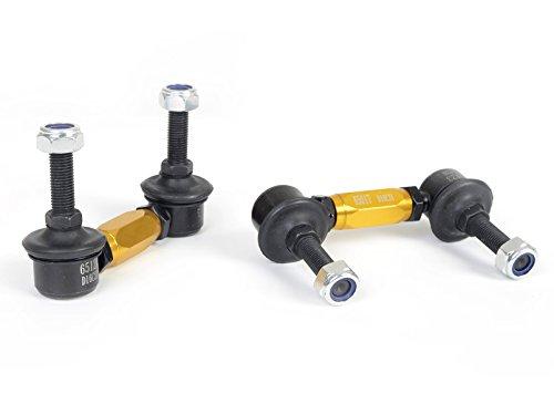 Whiteline - KLC144 - Sway Bar Link Kit Heavy Duty Adj Steel Ball