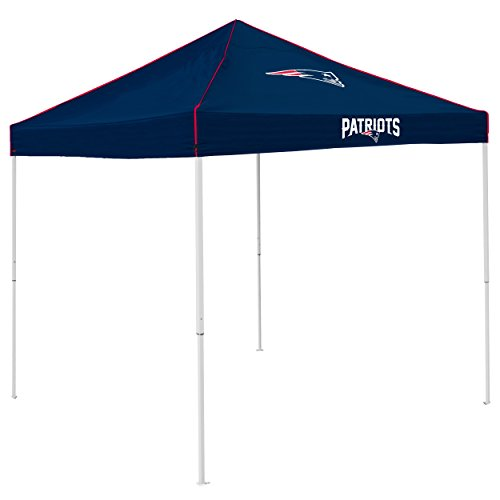 NFL New England Patriots Pop-Up Canopy, One Size, Navy