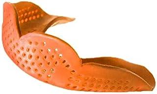 SISU 1.6 Aero Guard, Tangerine Orange by SISU SISU Mouthguards S16-TO-1