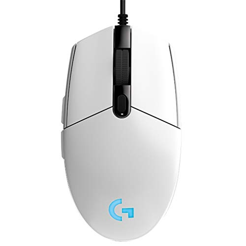 ❤️Byedog❤Logitech G102 USB Wired Gaming RGB Mouse 8000DPI Programmable Portable Mice -