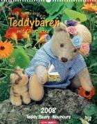 Weingarten-Kalender Teddybären mit Charakter 2008