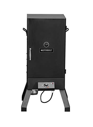 Masterbuilt MB20077618 Electric Smoker, Black