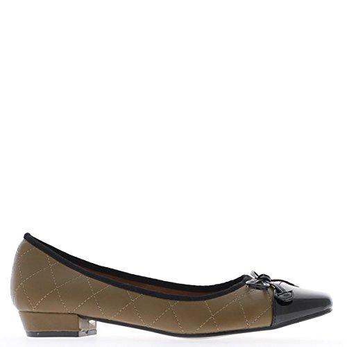 Schuhe Gro脽e Gr枚脽en Maulw眉rfe 2,5 cm Absatz