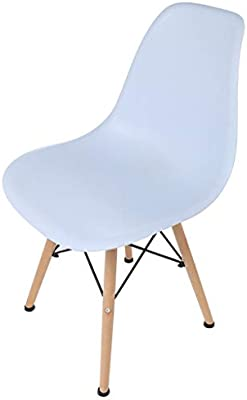 Pleasant Amazon Com Kintaz Mid Century Modern Style Leisure Dining Uwap Interior Chair Design Uwaporg