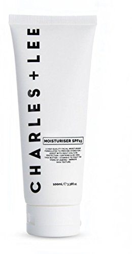 Charles and Lee SPF 15 Facial Moisturizer for Men, 100mL