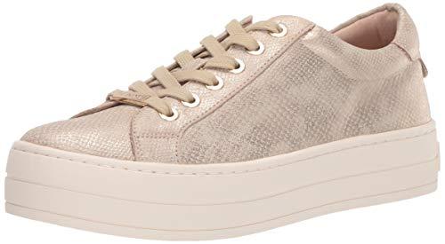 J Slides Women's Hippie Shoe, Gold Mini LUX, 9.5 Medium US