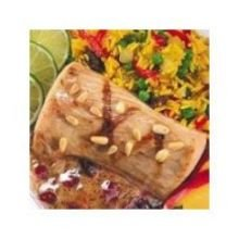 Trident Seafoods Skinless Boneless Bloodline Portion Mahi-Mahi Fillet - 16 of 10 Ounce Pieces, 10 Pound -- 1 each.