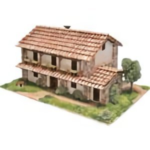 Santillana - premium model diorama kit by Domus