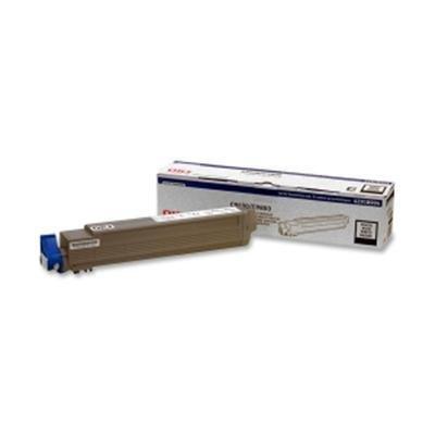 - OKIDATA C9600/C9800 Black Toner Cartridge Type C. C9600/C9800 Type C7 - Toner cartridge - black - 15000