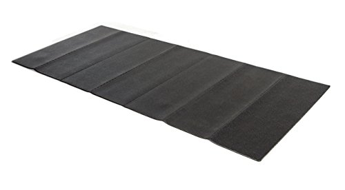Stamina Fold-to-Fit Folding Equipment Mat (84-Inch by 36-Inch) (Renewed)
